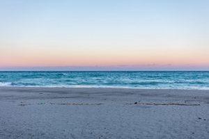 La spiaggia lungomare