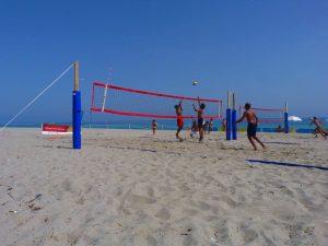 Il torneo di Beach