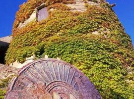 La Torre con la fontana di Alfredo Pino