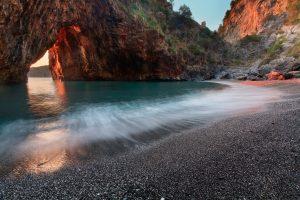 Spiaggia Arco Magno